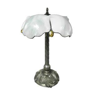 Lampa Gabinetowa posrebrzana, Autorskie Dzieło Sztuki
